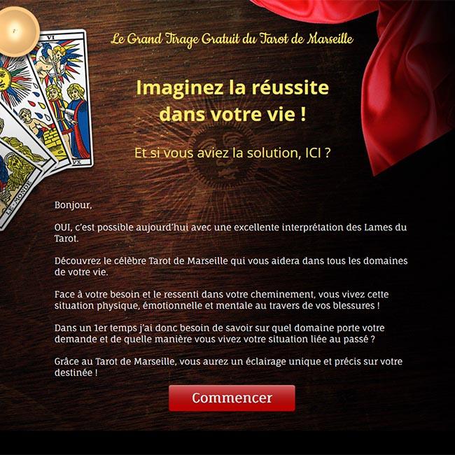 8619a7629aabf9 Tarot de Marseille Gratuit. Tarots Gratuits