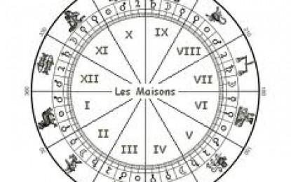 Maisons en Astrologie