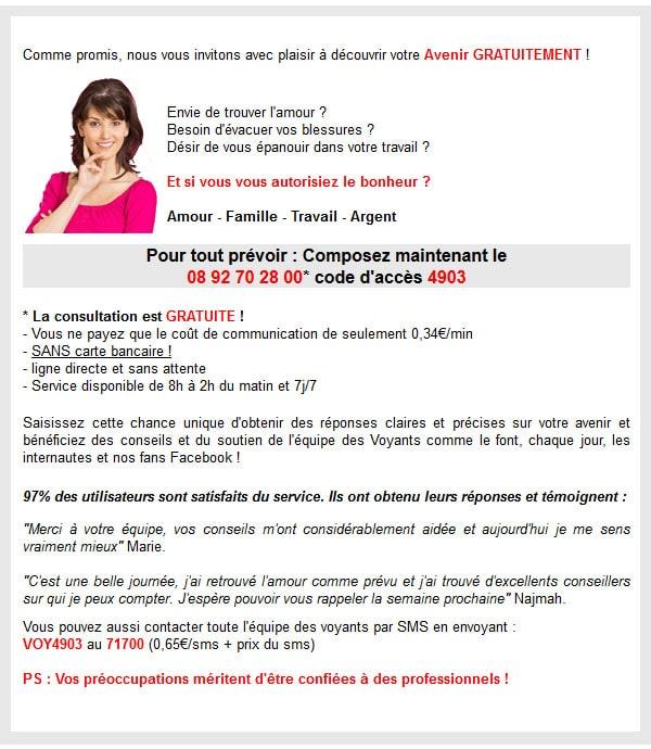 consultation gratuite Consultation Gratuite Félicitations ! Bénéficez immédiatement de votre voyance gratuite ! consultation gratuite